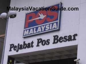 Pos Malaysia KL
