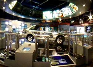 National Science Center Automotive Exhibits
