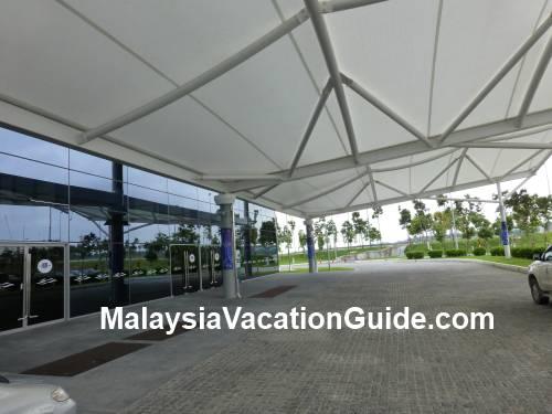 Puteri Harbour International Ferry Terminal