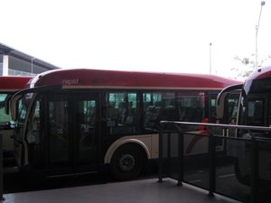 Putrajaya Sentral Rapid KL Bus