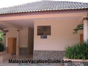 Taman Putra Perdana Putrajaya Restrooms