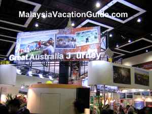Putra World Trade Centre main exhibition and convention venue of KL