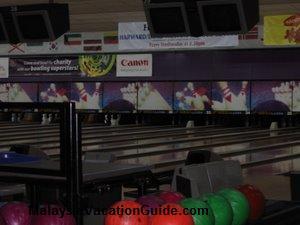 Sunway Pyramid Bowling Centre