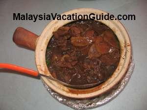 Rawang Claypot Duck