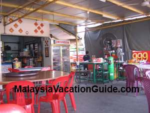 Restoran R Cheng Fei Zhou Yu Setup