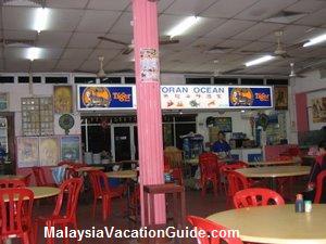 Ocean Restaurant Terengganu