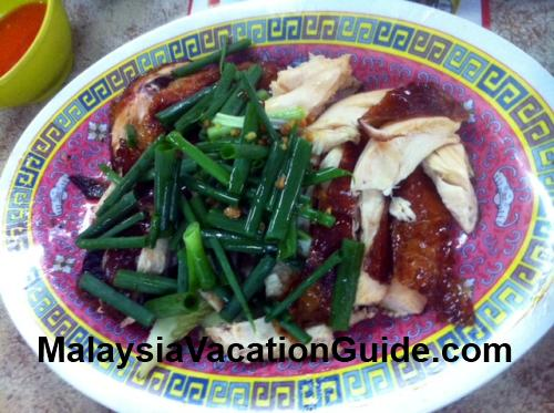 Hong Seng Roast Chicken