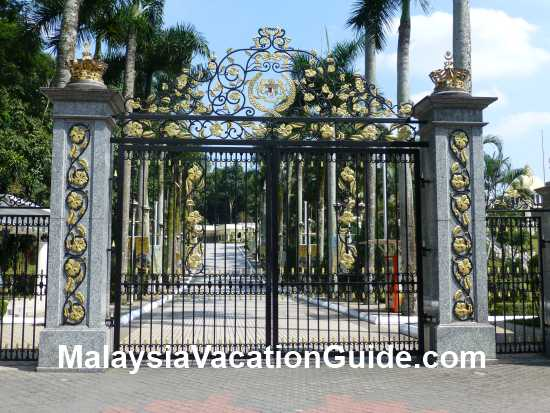 Gates of Royal Museum