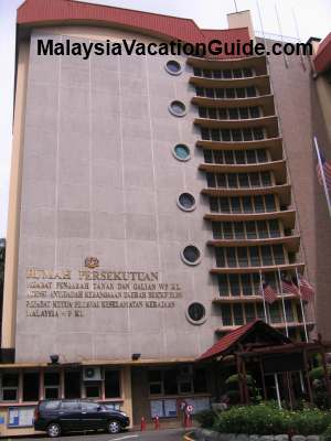 Rumah Persekutuan