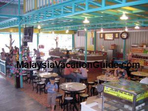 S Corner Cafeteria