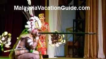 Sarawak Cultural Show