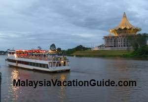 Kuching Sarawak River Cruise