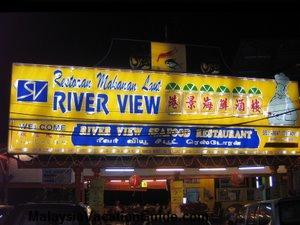 River View Restaurant Pasir Penambang