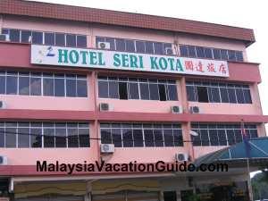 Kota Tinggi Hotel Seri Kota