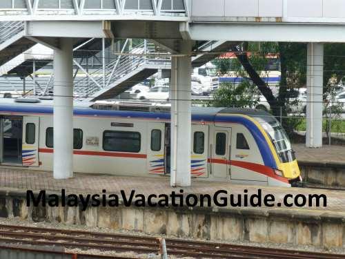 Setia Jaya KTM Station