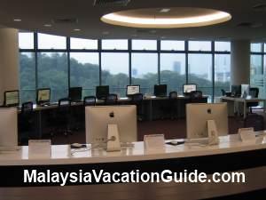 Raja Tun Uda Library Computers