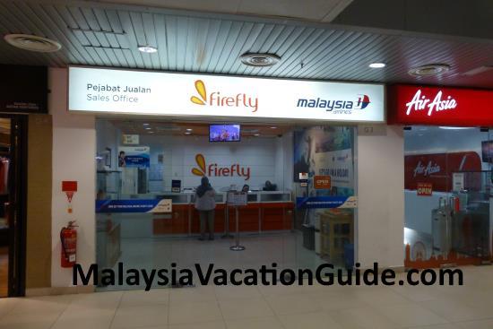 Subang Skypark Terminal FireFly Sales Office