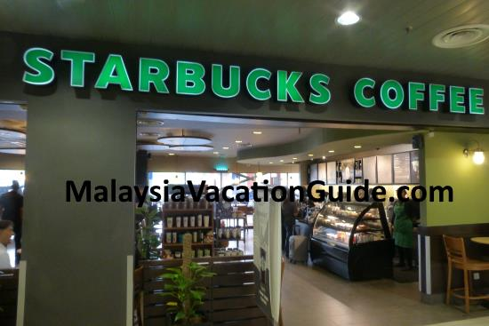 Starbucks Coffee at Subang Skypark