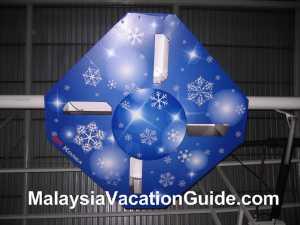 I City Snow Maker Machine