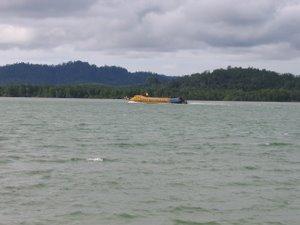 Speed Boat To Pangkor Island