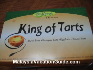 Durian Tarts