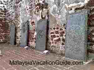 Melaka Tombstones
