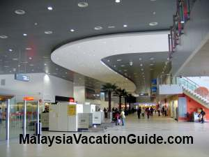 Subang Skypark Terminal Ground Floor