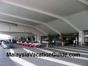 Subang Skypark Terminal Entrance