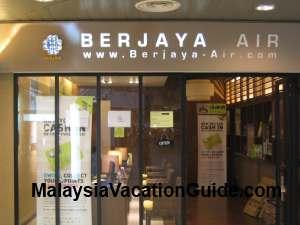 Subang Skypark Terminal Berjaya Air Sales Office