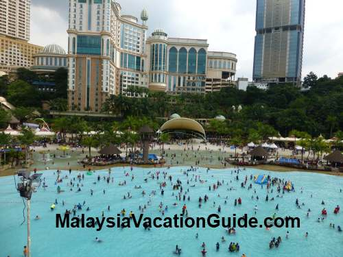 Sunway Lagoon The Surf Beach