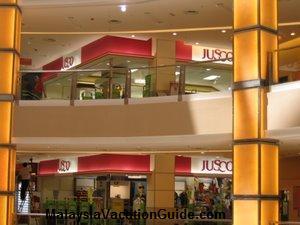 Sunway Pyramid Jaya Jusco