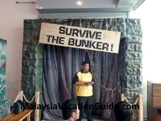 Survive The Bunker