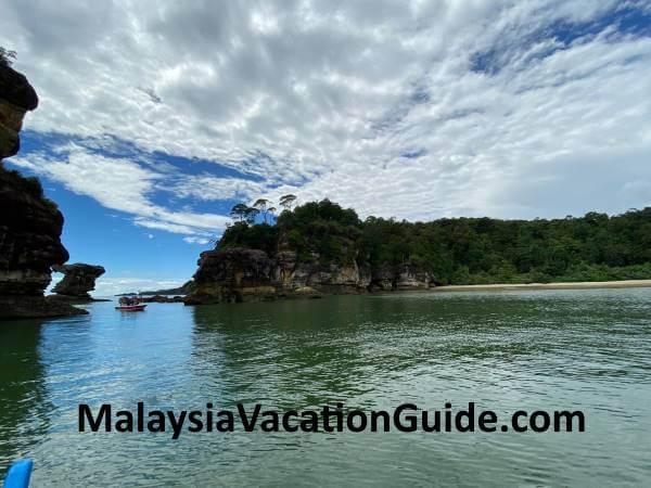 Taman Negara Bako Boat Ride