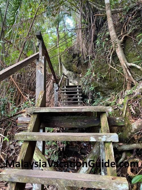 Bako National Park Trail