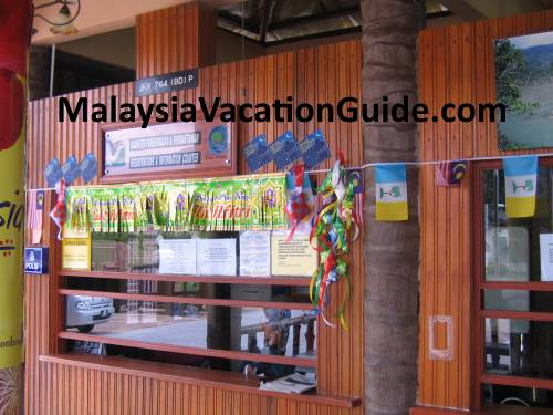 Penang National Park Registration Centre