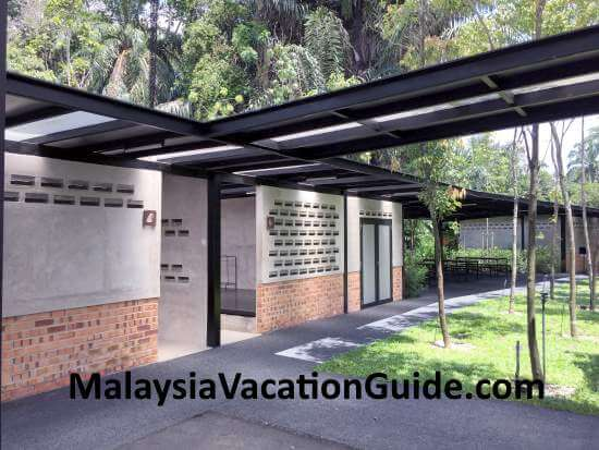 Taman Tugu Restrooms Facilities
