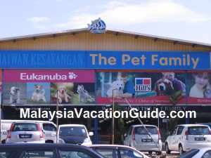 Taman Megah Pet Shop