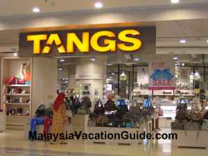 Tangs Empire Shopping Gallery