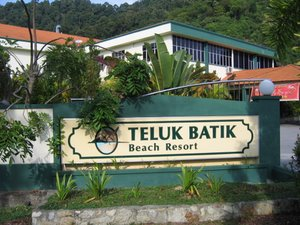 Teluk Batik Beach Resort