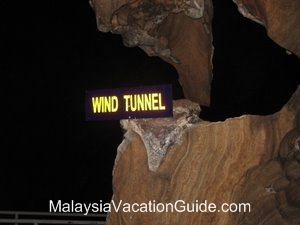 Gua Tempurung Wind Tunnel