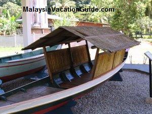 Traditional Boat Terengganu
