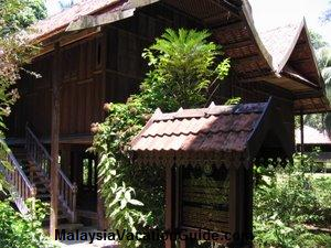 Tele Traditional House
