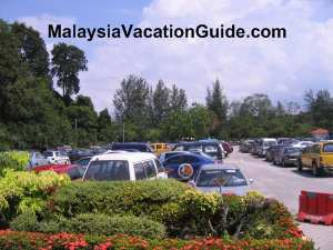 Tanjung Leman Parking Bays