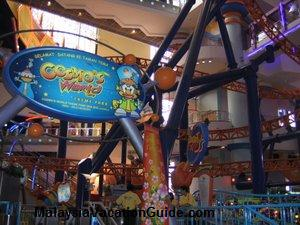 Cosmo's World Theme Park
