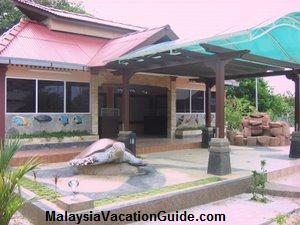 Turtle Information Centre Segari