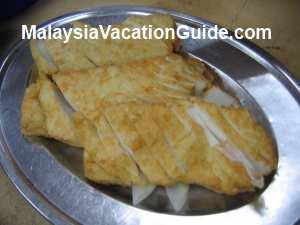 Ulu Yam Lama Fish Cake