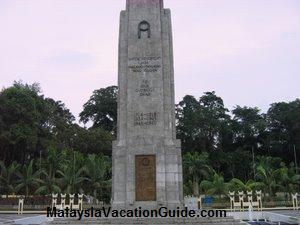 Malaysia War Memorial