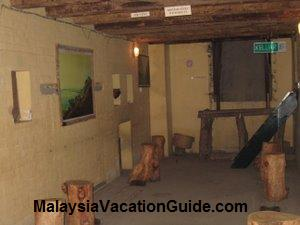 Penang War Museum Underground Bunker