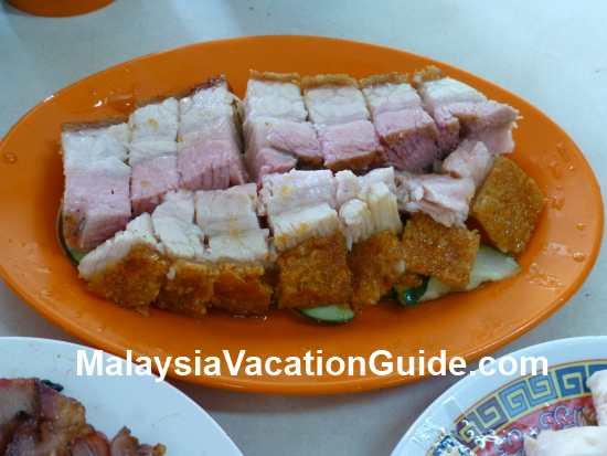 Wong Kee Crispy Roast Pork