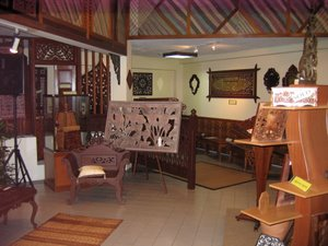 Wood carving Malaysia